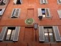 casa della contrada dell'oca Palio  Siena-800