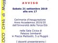 00 Inaugurazione A.A.2019-20