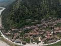 13 - Berat-vista dal castello ( parte nuova )