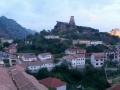 19 - Kruja-vista dall'albergo