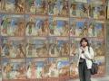 affreschi monastero di Rila- 800