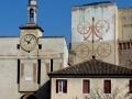 Porta padovana e torre di Malta