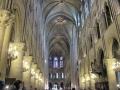 Parigi-interno cattedrale