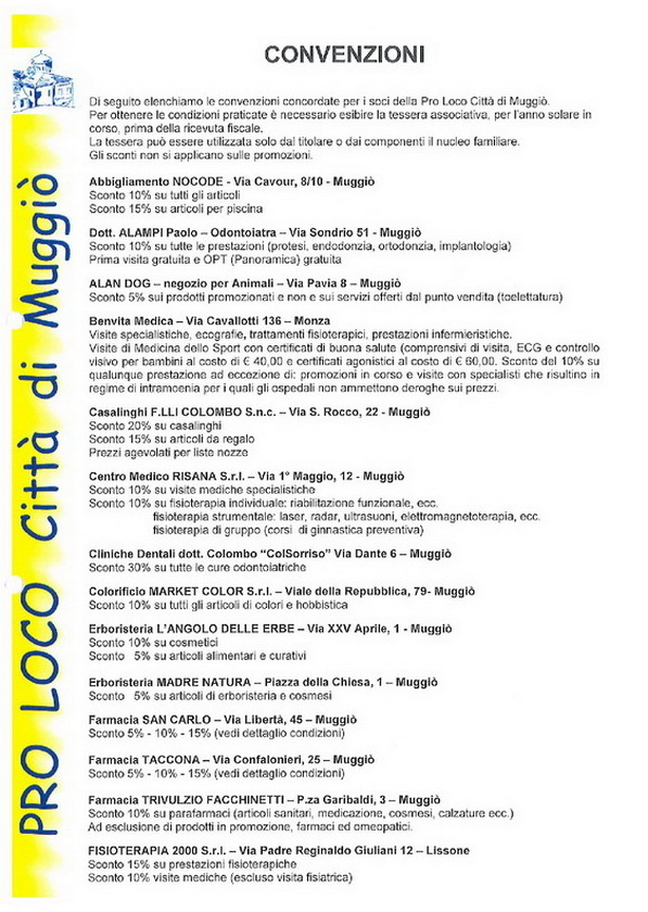 CONVENZIONI AGGIORNATE1 - sito