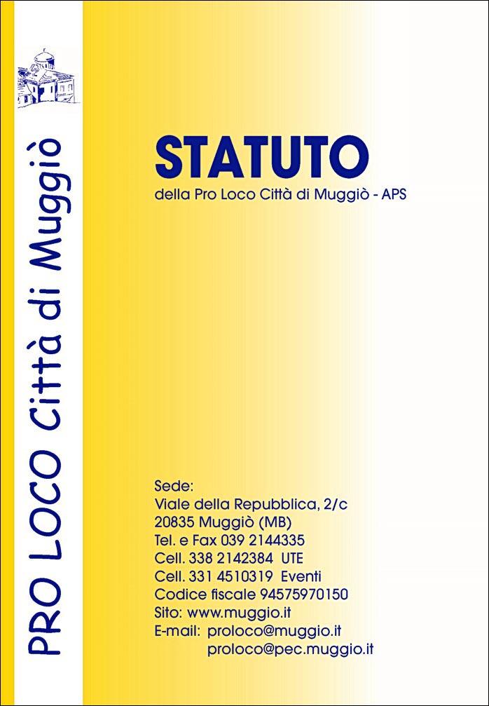 Statuto Copertina 700