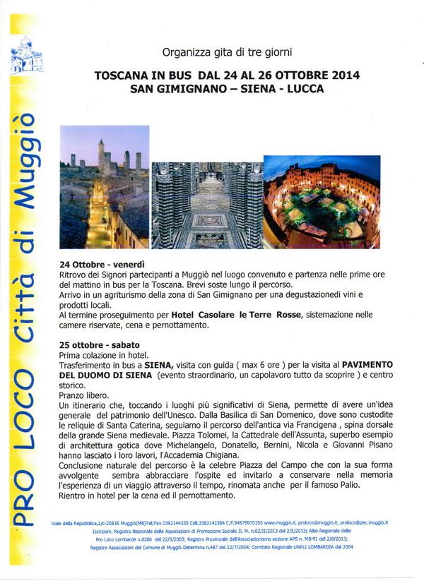 Gita San Giminiano Siena Lucca 600 1