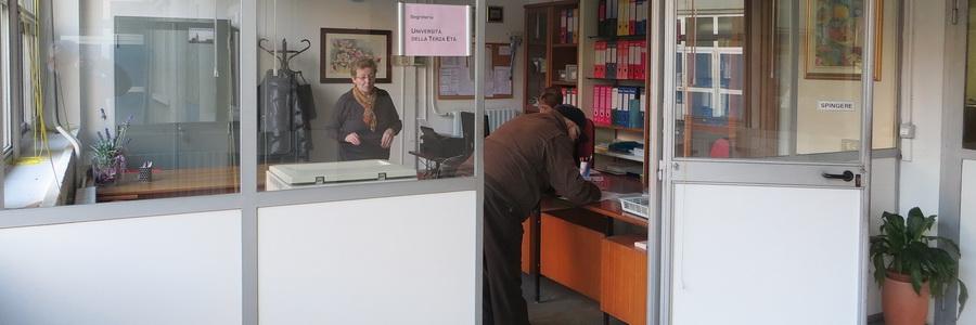 Segreteria dell'Università