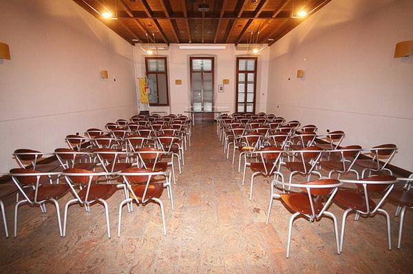 Sala civica di Palazzo Isimbardi in Muggiò