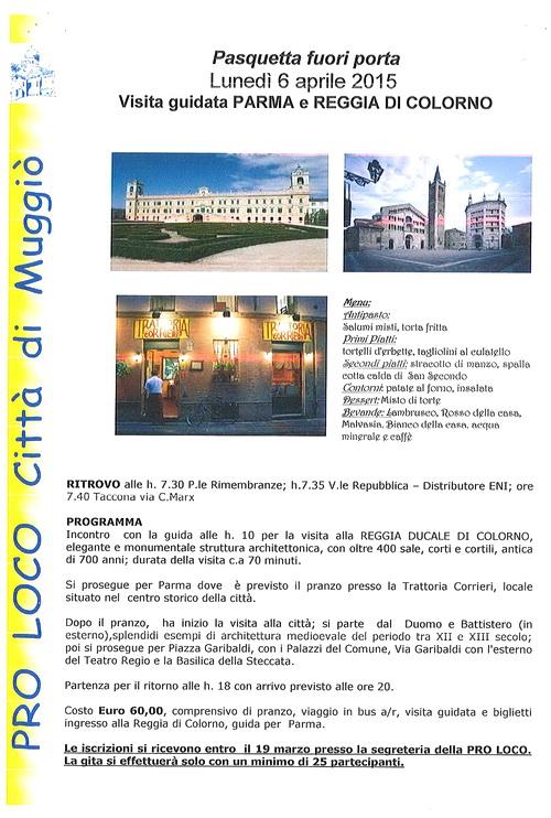 Volantino Parma-500
