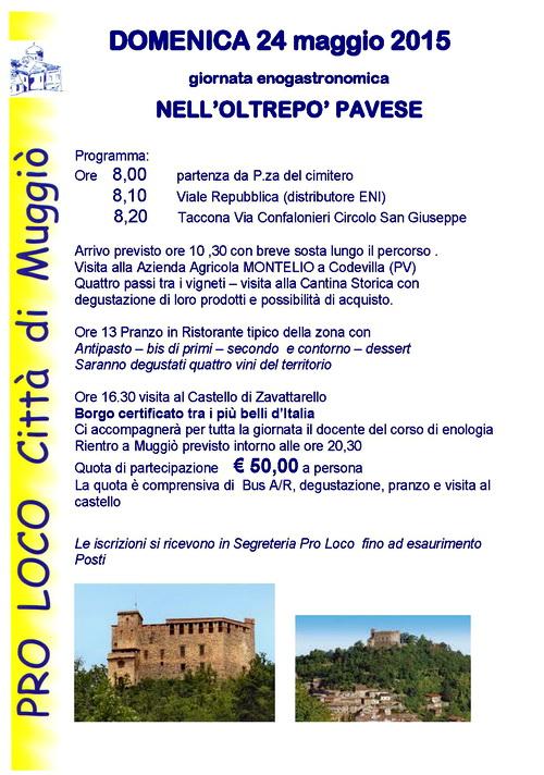 gita enogastronomica Oltrepo Pavese 24 maggio 2015-500