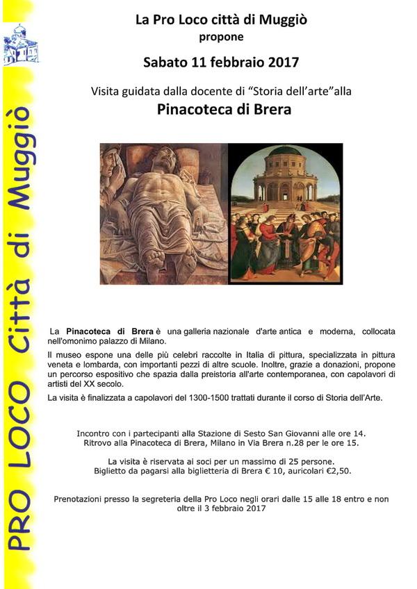 Volantino Brera 600