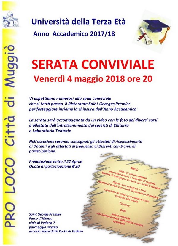 Volantino Serata conviviale 2017-18-600
