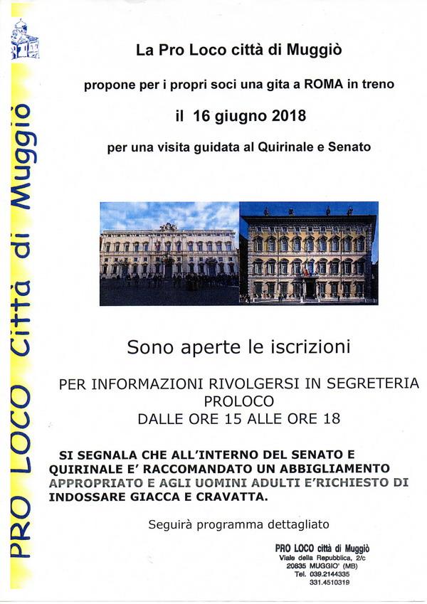 visita a Roma sito