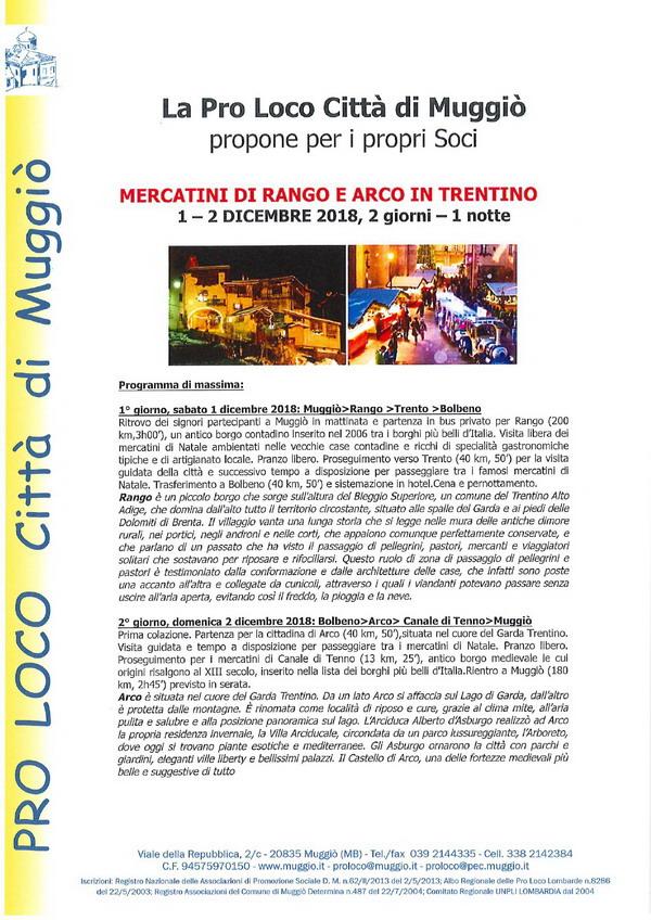 volantino per fine settimana Trentino 1- (600)