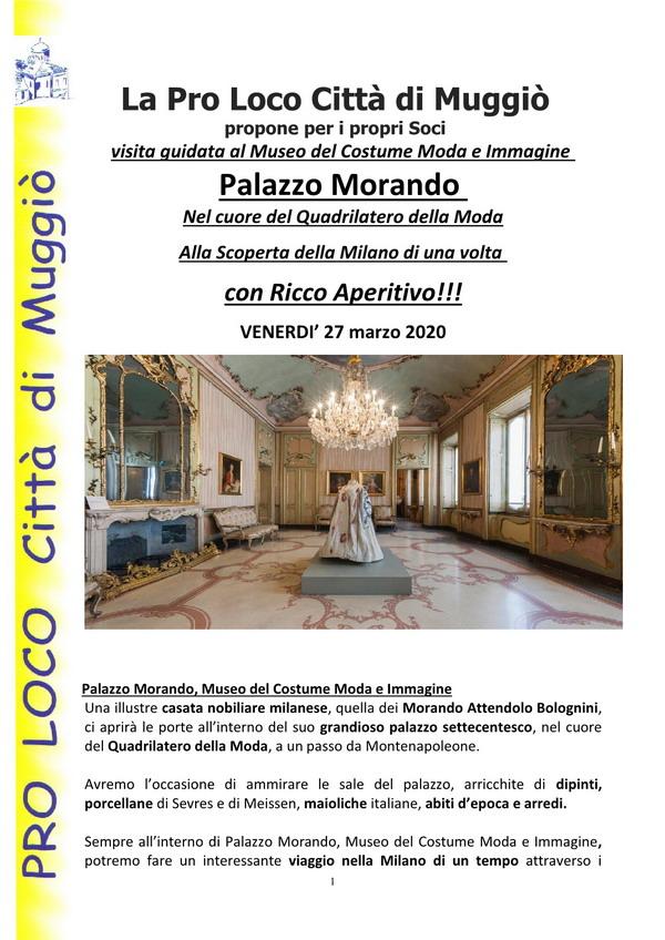 Visita palazzo Morando1+
